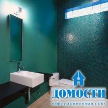 Центральный элемент дизайна ванной