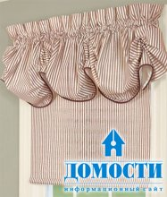 Дизайн ламбрекенов
