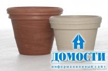 Керамические горшки для дома и сада