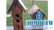 Скворечники из отходов древесины