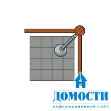 Двустенный уличный душ