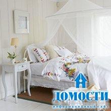 Любимая спальня в светлом