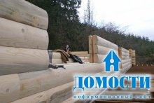 Характеристики бруса для строительства дома