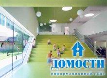 Зеленый дизайн детсада