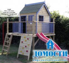 Безопасные домики для детей