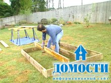 Строим домик для игр
