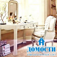Сила преображения туалетных столиков