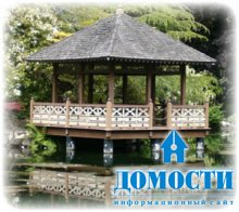 Сад в японских традициях