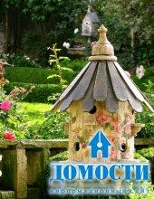 Цветочные арки в саду