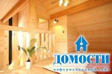 Этапы производства дома из бруса