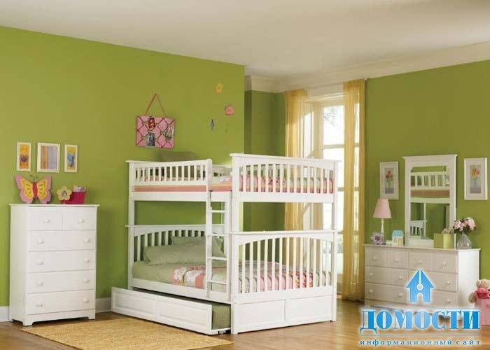 Комментарий: Выдвижные кровати для детей.