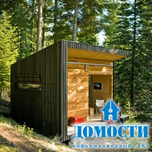 История о строительстве дома в лесу