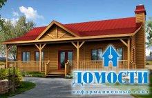 Архитектура домов из бруса