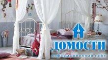 Декор спальни для маленькой дочки