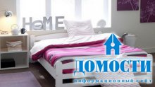 Спальня для молодой барышни