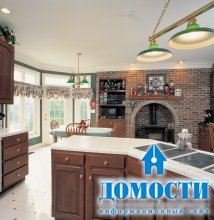 Кухонный пол: выбор материала