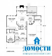 Проекты роскошных домов