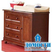 Мебель для младенцев