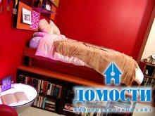 Изготовление кровати на подиуме