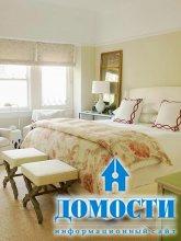 Умиротворение в маленькой спальне