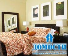 Зрительное увеличение маленьких спален