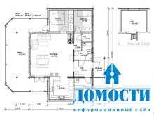 Дома из высокотехнологичного материала
