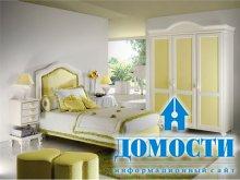 Романтично-классическая спальня для девочки