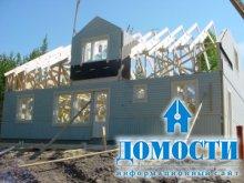 Ход строительства финских домов