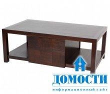 Тиковая индонезийская мебель