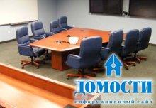 Каменные столы для основательных переговоров