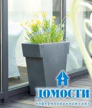 Пластиковое украшение интерьера и цветов