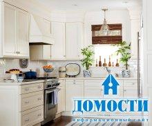 Эффективное размещение угловой кухни