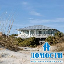 Дома у моря: архитектура