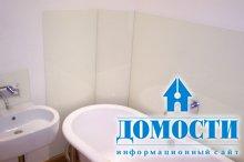 Стеклянные стены в ванной