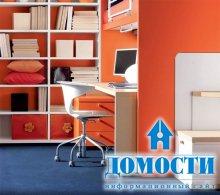 Компактная спальня для подростка