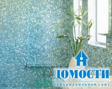 Мозаичный ванный дизайн