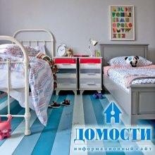 Мальчишеские спальни: дизайн