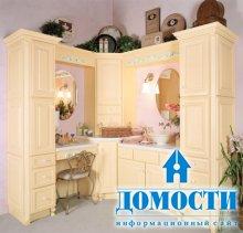 Высококлассные шкафы в ванную