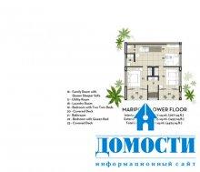 Архитектура прибрежного дома