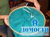 Изготовление балдахина без ниток и иголки