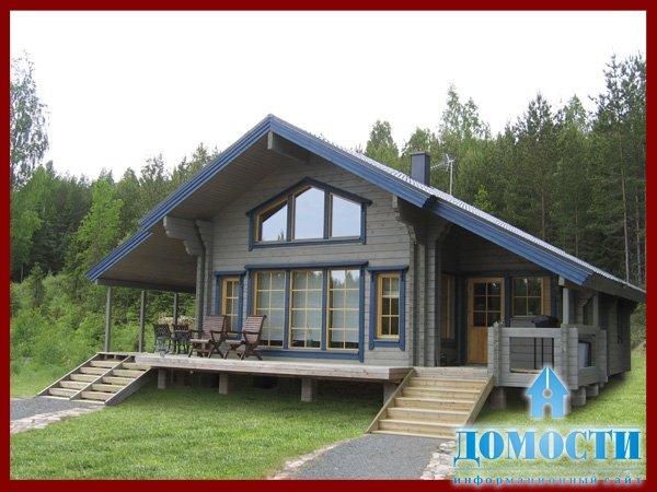 Проекты домов от финских