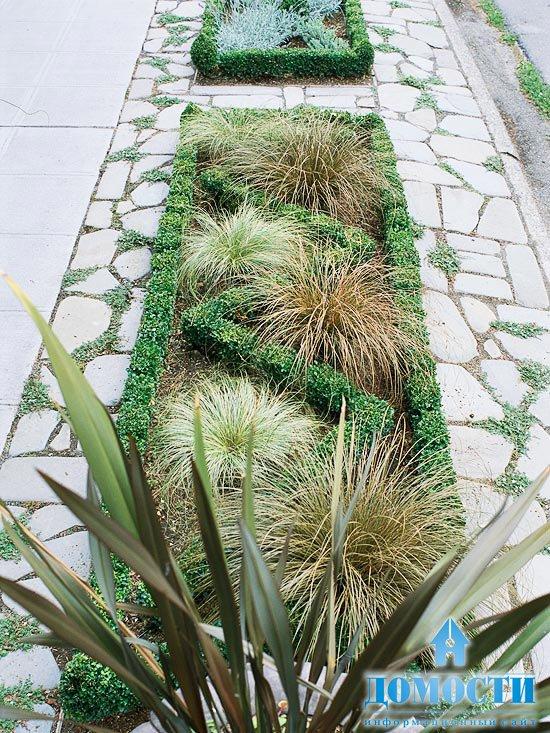 Украсят ландшафтный дизайн двора
