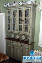 История жизни состаренной мебели