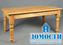 Состаренные сосновые столы