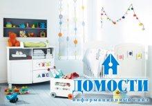 Французские спальни для новорожденных