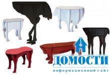 Креативные столы-консоли
