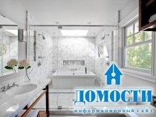 Деталь ванной, меняющая интерьер