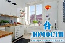 Симметричная скандинавская квартира