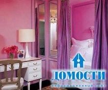 Изящная деталь спальни: кровать в нише