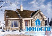 Визуальное изображение будущего дома